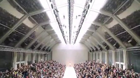 Burberry Prorsum 2013春夏伦敦时装秀