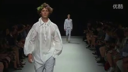 Vivienne Westwood 2013春夏米兰男装秀
