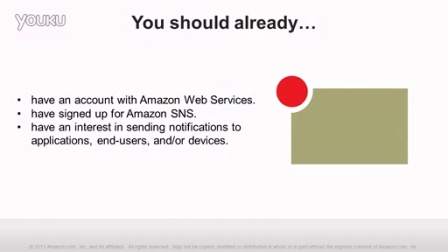 Getting Started with Amazon SNS