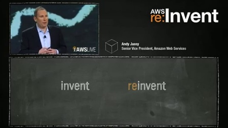 2012 re- Invent Day 1 Keynote- Andy Jassy