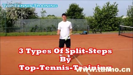 三种类型的分腿垫步 Master Your Split Step-3 Types
