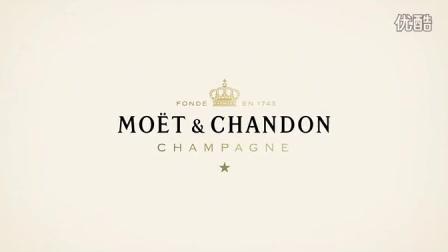 2014费德勒为美国酩悦香槟Moët & Chandon拍摄广告幕后花絮