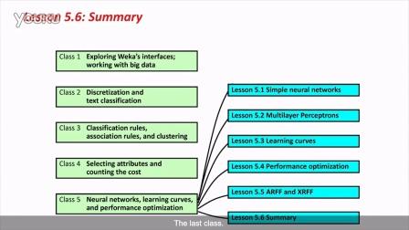 Weka在数据挖掘中的运用之二 5.6 (英文字幕)