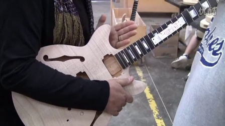 Frank Gambale - Carvin FG1 Guitar - How it's Made