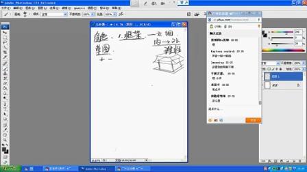 【草图的绘制】名动漫原画插画视频教程系列(流畅)