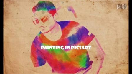 PicsArt照片艺术家教程-画酷