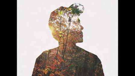 使用PicsArt照片艺术家进行形状物体双曝光