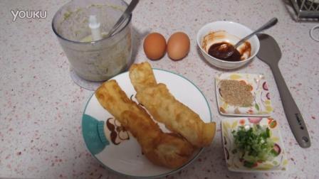 吃货的日常   自制天津名吃-煎饼果子(家庭版)