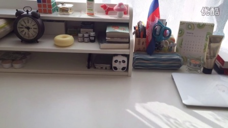我的书桌上有什么?