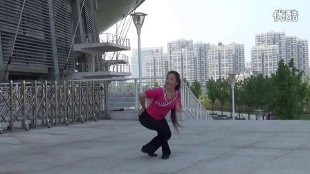 贞贞广场舞《我在高原等你》编舞:春英
