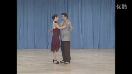 阿根廷探戈教学 Argentine Tango - Milonga