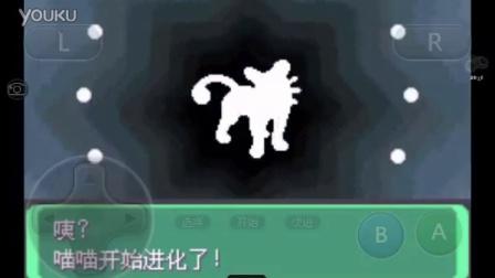 喵喵进化番外! 爆炸狐狸Foxboom 【口袋妖怪漆黑的魅影pokemonPE】有生之年