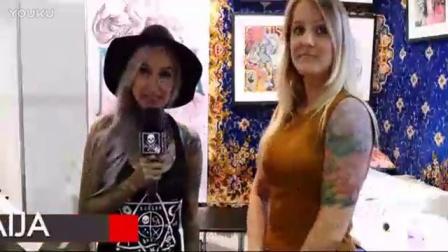 国际纹身展 纹身师 AustralianTattoo