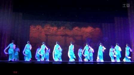女子古典群舞《采薇舞》