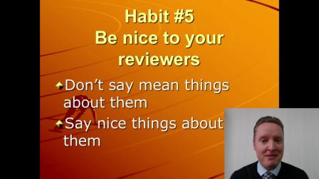 7個高效率研究者的好習慣 Habit #5 -华乐丝学术论文编修