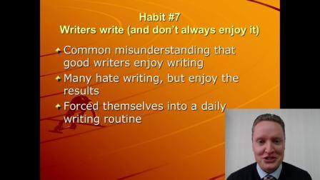 7個高效率研究者的好習慣 Habit #7 -华乐丝学术论文编修