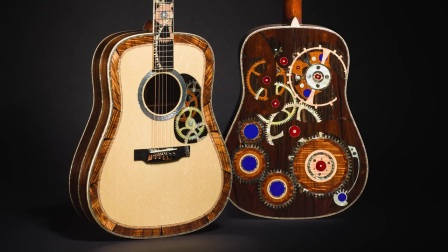 martin The D-200 Deluxe音色试听