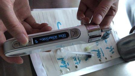 韩国酷捷水光笔使用教程v:zjlscgh