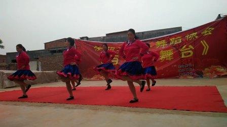 南街凤凰舞蹈《红马鞍》