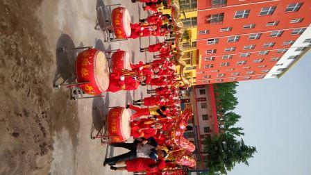 汝阳县龙凤舞蹈协会《威风锣鼓》