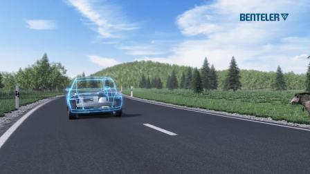 本特勒电动汽车底盘系统