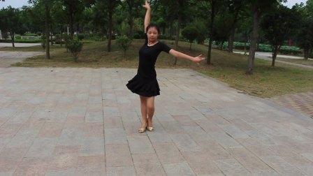 学跳恰恰       杨柳