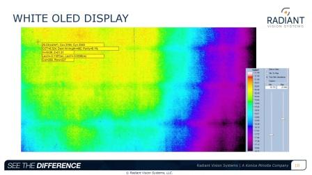 Radiant_在线研讨会_OLED 像素级缺陷检测及DeMura校正