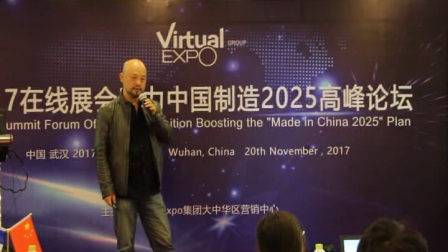 韩洪涛-四川金石东方-2017在线展会助力中国制造2025高峰论坛