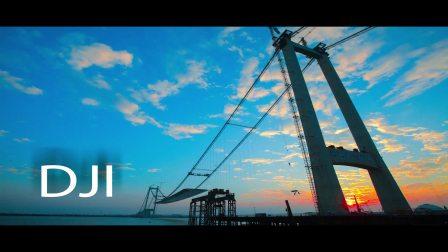 我在珠江《虎门二桥》
