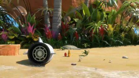 larva臭屁虫-第四季片花-孤岛冒险开始