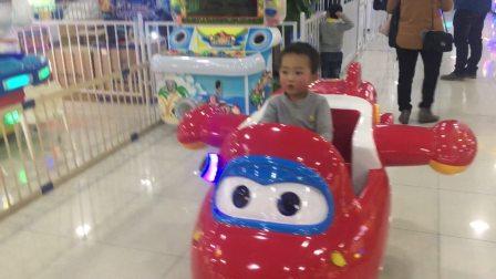 超级飞侠 儿童玩具 游乐场(宝宝两岁七个月了)