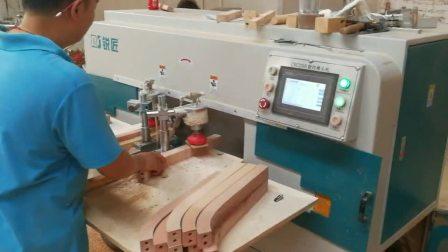 CNC200数控榫头机操作视频