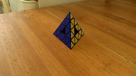 grigorusha Void Master Pyraminx