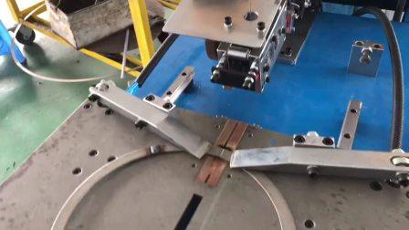 JHSK-H2自动氩弧焊机 密封垫焊接机 点焊机 焊接机 密封焊机