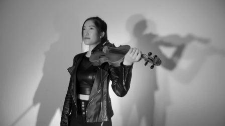 中国90后女孩与法国摇滚青年碰撞出的火花—法国摇滚--摇滚小提琴