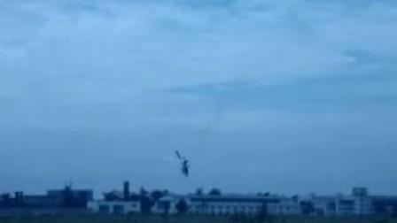 即将上市的油动遥控直升机