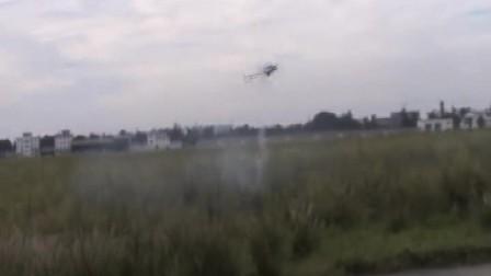 遥控直机的3D飞行
