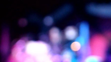 Avril北京演唱会打架子鼓