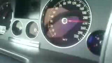 大众辉腾W12 6.0 加速至280Kph