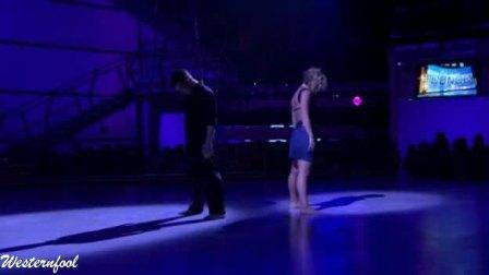 [独家放送]超级精彩!!Randi和Evan的柔情爵士舞!!!