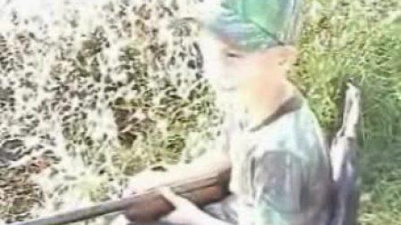 小屁孩打猎枪的下场