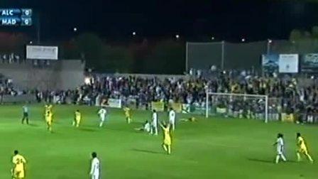 国王杯 皇马0:4负丙级队 耻辱失利几近出局