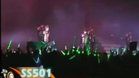 【ss501】091114上海演唱会-Unlock