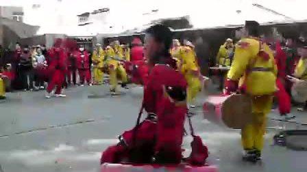 甘肃舞蹈社火用品之太平鼓