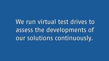 本特勒电动汽车底盘系统通过虚拟驾驶评估,加速创新开发。
