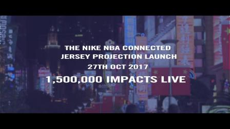耐克时尚创意广告Nike_ NBA Jersey