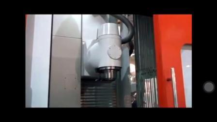 台湾新卫动柱式TVMC-2000-5XC五轴加工中心