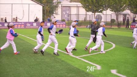 24Frames | 微记录 : 星耀联盟儿童棒球赛