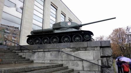 【俄罗斯游记8】俄罗斯中央军事博物馆(仅对俄罗斯和中国人开放)莫斯科之旅