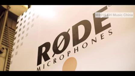 RODE @2018 SH Music China